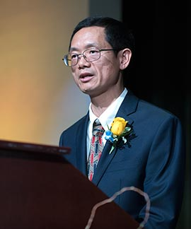 Excellence in Scholarly and Creative Activities:Mingheng Li