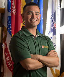Alumnus Named Veteran of the Year